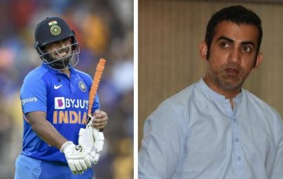 India vs West Indies: 'That's what MS Dhoni used to do,' Gautam Gambhir wants Rishabh Pant to finish games for Team India