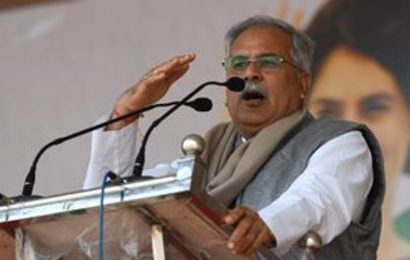 'More than half of Chhattisgarh won't be able to prove citizenship': CM Baghel
