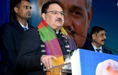 Those opposing CAA are 'anti-Dalits': BJP's JPNadda
