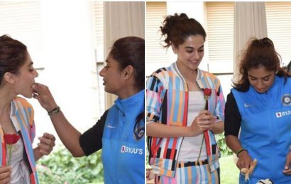 Shabaash Mithu: Taapsee Pannu confirms MithaliRaj biopic on cricketer's birthday, says 'I am all prepared to learn the cover drive'