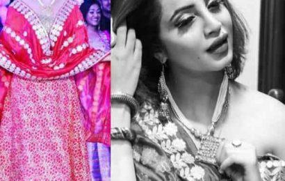 लाल रंग के जोड़े में Arshi Khan ने दिखाई अपनी कातिलाना अदाएं तो धड़क उठा फैंस का दिल, देखें PICS