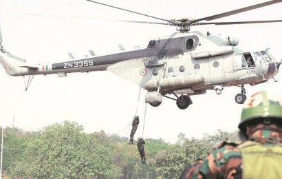 At India-Lanka joint exercise, Army personnel get lessons on perception management, information warfare