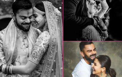 Happy Anniversary: बॉलीवुड की सबसे रोमांटिक कपल हैं Anushka Sharma और Virat Kohli, देखें तस्वीरें