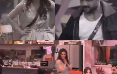 Bigg Boss 13: Vishal Aditya Singh ignores Madhurima Tuli; Shehnaaz Gill is curious about their past – watch video | Bollywood Life