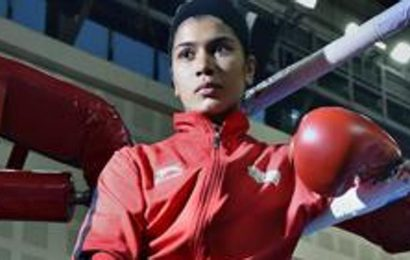 Nikhat Zareen, Mary Kom on collision course in trials