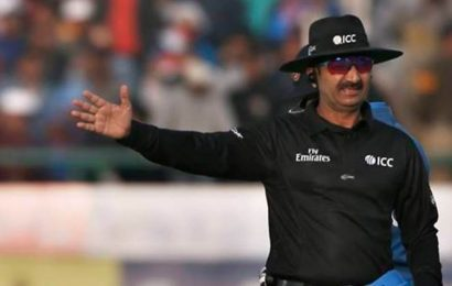 Third umpire, not on-field officials, to call front foot no balls in India-West Indies series: ICC