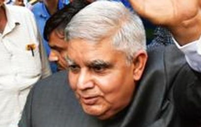 Bengal governor's partition tweet stirs controversy