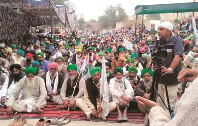 Faridkot: Govt promises panel to look into demands, farmers call of dharna after 33 days