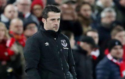 Everton sack Silva after dropping into bottom three
