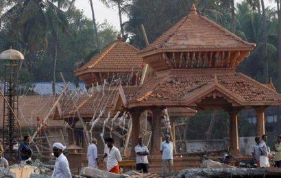 Kollam temple fire: Probe panel blames cops, govt