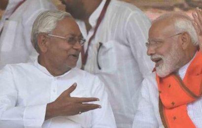 'Nitish like Atal and Modi', JD(U) snubs BJP leaders seeking change in Bihar leadership