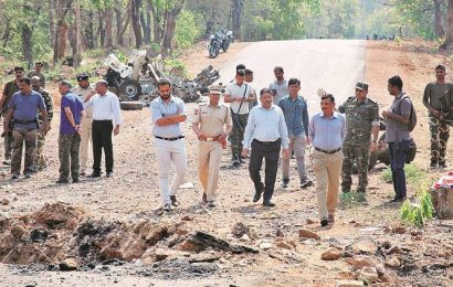 Maharashtra: NIA charges 12 with attack on Gadchiroli QRT