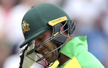 Glenn Maxwell set for return after being 'mentally, physically ruined'