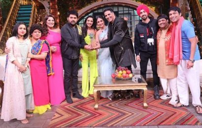 The Kapil Sharma Show preview: Good Newwz actors join the 100 episodes celebration