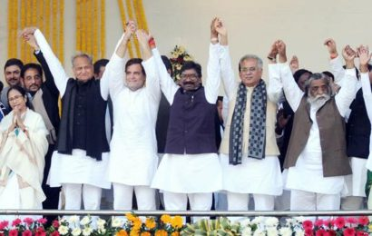 Jharkhand will be a test of the non-BJP alliance