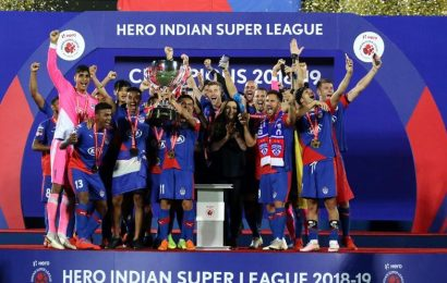 ISL league toppers to play in 2021 Asian Champions League