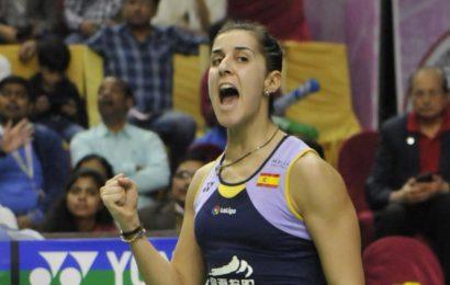 Want to win gold again at Tokyo Olympics: Carolina Marin