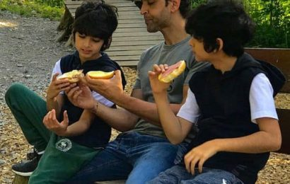 Here's what Hrithik Roshan has to say about paparazzi culture affecting his kids Hrehaan and Hridhaan | Bollywood Life
