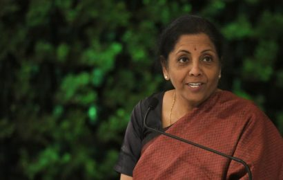 HTLS 2019| Let it keep coming, says Nirmala Sitharaman, the target of Opposition barbs