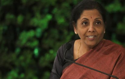 I want to assure home buyers, says Nirmala Sitharaman on govt's real estate push
