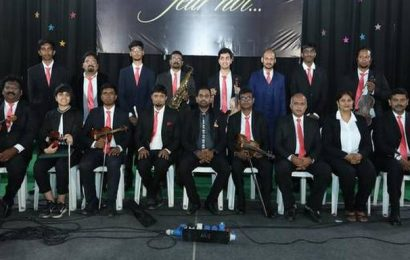 Two church bands in Hyderabad talk about the music of the Christmas season