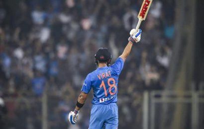 India vs WestIndies:Virat Kohli breaks into top 10 inT20IRankings after Wankhede show