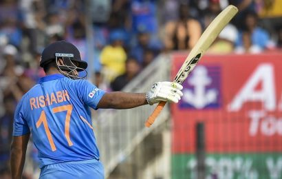 India vs West Indies: 'Nothing like natural game' – Rishabh Pant speaks after maiden half-century