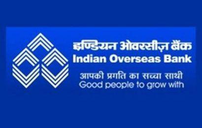 IOB gets fresh capital of Rs 4,360 cr
