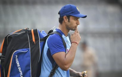 India vs West Indies: Shivam Dube makes ODI debut in Chennai