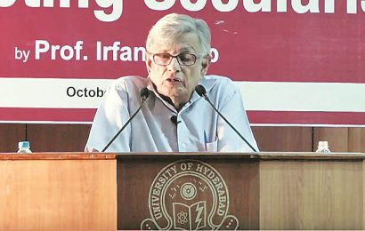 Such suppression of dissent not seen even in colonial period: Irfan Habib