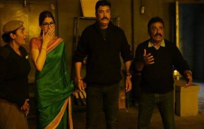 'Iruttu' movie review: A unique ghost, but a storyline without any spirit