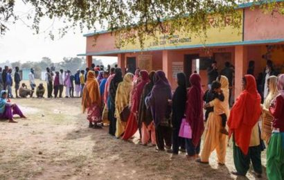 Stage set for penultimate round of Jharkhand assembly election today