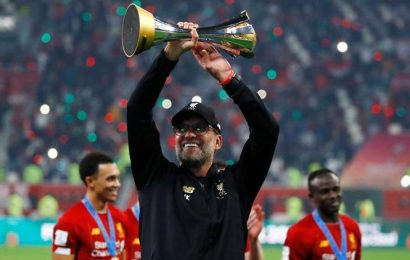 Exhausted Jurgen Klopp hails wonderful night for Liverpool
