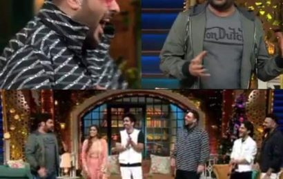 The Kapil Sharma Show: Kapil Sharma reveals why Badshah does not want to lose weight | Bollywood Life