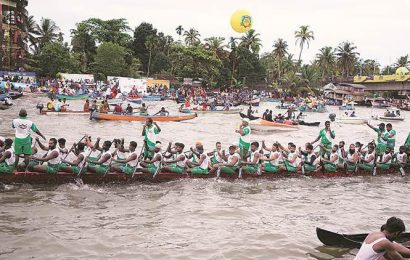 Champions Boat League: Kashmir's Dal to Kerala's snake boats, Valley rowers find new home