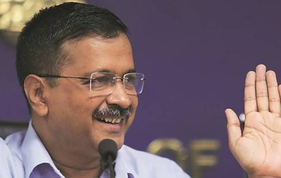 Will make Delhi pollution-free in next five years: Arvind Kejriwal