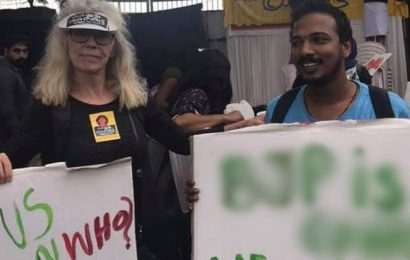 Norwegian national asked to leave India for role in anti-CAA protest
