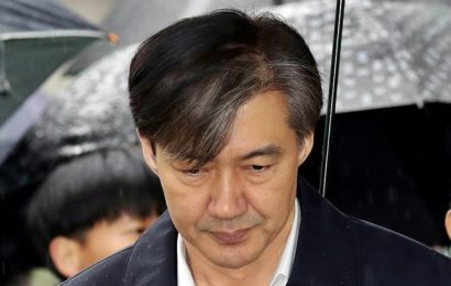 South Korea indicts former justice minister and confidant of President Moon Jae-In