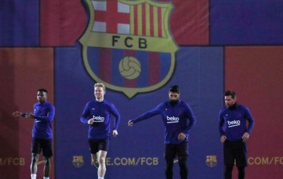 Real Madrid and Barcelona to arrive together for Clasico