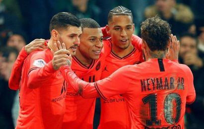 Mbappe helps PSG to extend Ligue 1 lead, Depay's Euros at risk
