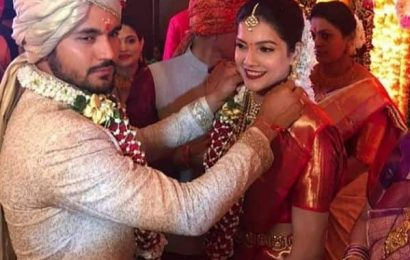 Here's all you need to know about cricketer Manish Pandey's wife and actress Ashrita Shetty   Bollywood Life