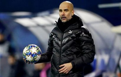 Guardiola claims Manchester City a victim of their own success