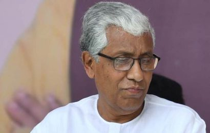 Manik Sarkar writes to Tripura police chief, seeks help to end attacks on opposition workers