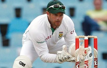 Mark Boucher set to be interim coach of South Africa