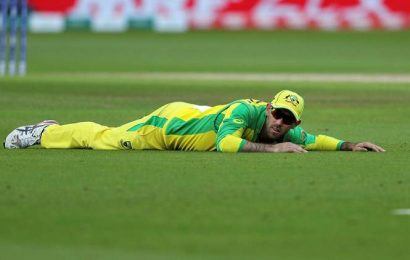 Glenn Maxwell closer to return, trains with Victoria
