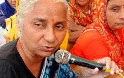 Narmada Bachao Andolan activist Medha Patkar's passport impounded