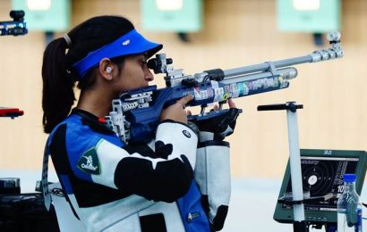 South Asian Games: Mehuli Ghosh bags gold, India shine in athletics, volleyball