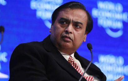 Mukesh Ambani's retail unit valued at $34 billion in share swap