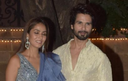 Shahid Kapoor says he cried 4 times during Jersey, was hesitant to do remake after Kabir Singh
