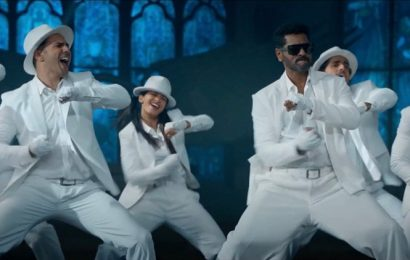 Street Dancer 3D song Muqabla: Prabhudheva will take you on a nostalgic ride